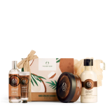 The Body Shop poklon paket za negu tela Hand-Cracked Coconut Big Gift Box AYR21 Slike