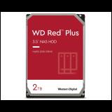 Western Digital SATA III 128MB WD20EFZX Red Plus hard disk  Cene
