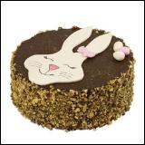 Torta Ivanjica Nugat- Uskrs 2021 - okrugla torta