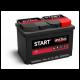Start akumulator LEVO 12V, kapacitet 55Ah struja 480A