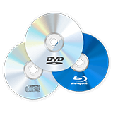 DVD muzika