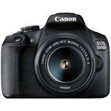 Canon EOS 2000D + 18-55mm Crni digitalni fotoaparat Slike