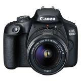 Canon DSLR EOS 4000D BK 18-55 S - Crni digitalni fotoaparat Slike