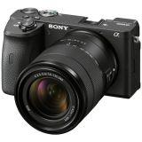 Sony Alpha 6600 ILCE6600MB.CEC E-mount APS-C fotoaparat crni+objektiv 18-135 f/3.5-5.6 digitalni fotoaparat Slike