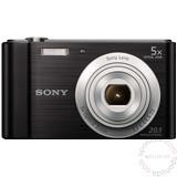 Sony DSC-W800B Black digitalni fotoaparat Cene