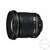 Nikon NIKKOR AF-S 20mm f/1.8 G ED objektiv Cene