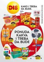 DIS Hipermarket Beograd katalog akcija Katalog Akcija