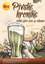 DIS Market katalog svet piva Katalog Akcija