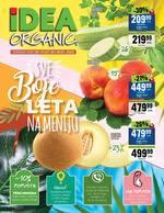 Idea kataog organic Katalog Akcija