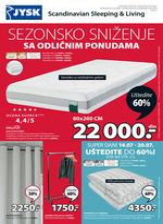 JYSK katalog akcija