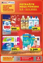 Mega Maxi nedeljna akcija Katalog Akcija
