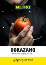 Metro katalog dokazano Katalog Akcija