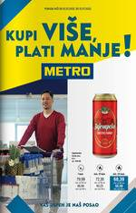 Metro katalog kupi više Katalog Akcija