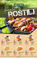 Metro katalog na otvorenom Katalog Akcija