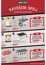 Metro katalog spoj za velike uštede Katalog Akcija