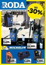Roda katalog Michelin perači Katalog Akcija