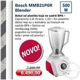 Bosch MMB21POR blender Cene
