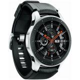 Samsung Galaxy Watch 46mm BT (sm-r800-nzs) pametni sat srebrno crni  Cene