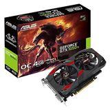 Asus GeForce GTX 1050 Ti Cerberus OC 4GB GDDR5 128bit - CERBERUS-GTX1050TI-O4G grafička kartica Slike