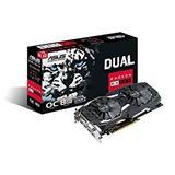 Asus AMD Radeon RX 580 8GB OC DUAL-RX580-O8G grafička kartica Slike