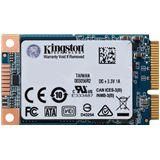 Kingston 240GB mSATA SUV500MS/240G SSDnow UV500 series ssd hard disk Cene