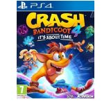 Activision Blizzard PS4 Crash Bandicoot 4 - Its About Time  Cene