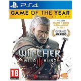 CD Project Red PS4 igra The Witcher 3 Wild Hunt GOTY  Cene