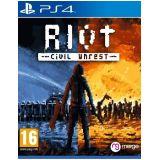 Merge Games PS4 RIOT - Civil Unrest  Cene