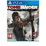 Square Enix PS4 igra Tomb Raider Definitive Edition  Cene