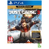 Square Enix PS4 igra Just Cause 3 Gold Edition  Cene
