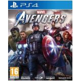 Square Enix PS4 Marvels Avengers  Cene