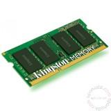 Kingston 2GB 1333MHz DDR3 Non-ECC CL9 SODIMM SRx16 KVR13S9S6/2 dodatna memorija za laptop Cene