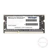 Patriot SODIMM DDR3L 4GB 1600MHz Signature, PSD34G1600L81S dodatna memorija za laptop Cene