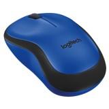 Logitech M220 SILENT (Plavi) - 910-004879 bežični miš Cene