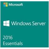 Microsoft Windows Server Essentials 2016 64Bit English 1pk DSP OEI DVD 1-2CPU / G3S-01045 operativni sistem Cene