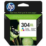 HP Cartridge No.304XL N9K07AE tri-color, DJ 2620/2632/2634/3720/3730, 300str. ketridž Cene