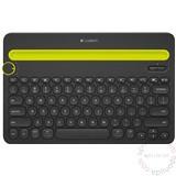 Logitech K480 Bluetooth Multi Device Black tastatura Cene
