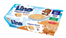 Podravka lino mlečni desert keks 2x100g  cene