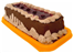 Del Trade čokoladana torta sa višnjom 1.6KG  cene
