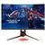"Asus XG27WQ 27"", 2560x1440, 165Hz, 1ms, VA zakrivljen monitor  cene"