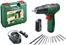 Bosch akumulatorska bušilica - odvrtač EasyDrill 1200, 2x1.5Ah 06039D3007  cene