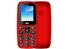 E Prime Veteran crveni mobilni telefon  cene