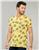 Tudors slim fit sa šarom žuta majica sa kragnom (TS200004-352)  cene