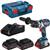 Bosch akumulatorska bušilica-odvrtač gsr 18v-110 c  cene