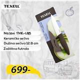 Texell Nož keramički sa zaštitnom futrolom TNK-U115  Cene