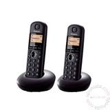 Panasonic KX-TGB212FXB DUO bežični telefon Cene