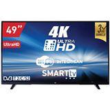 VOX 49DSW293V Smart 4K Ultra HD televizor Cene