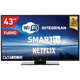 VOX 43SWB471B Smart LED televizor Slike